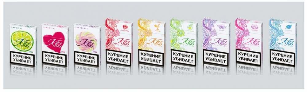 Сигареты тонкие женские